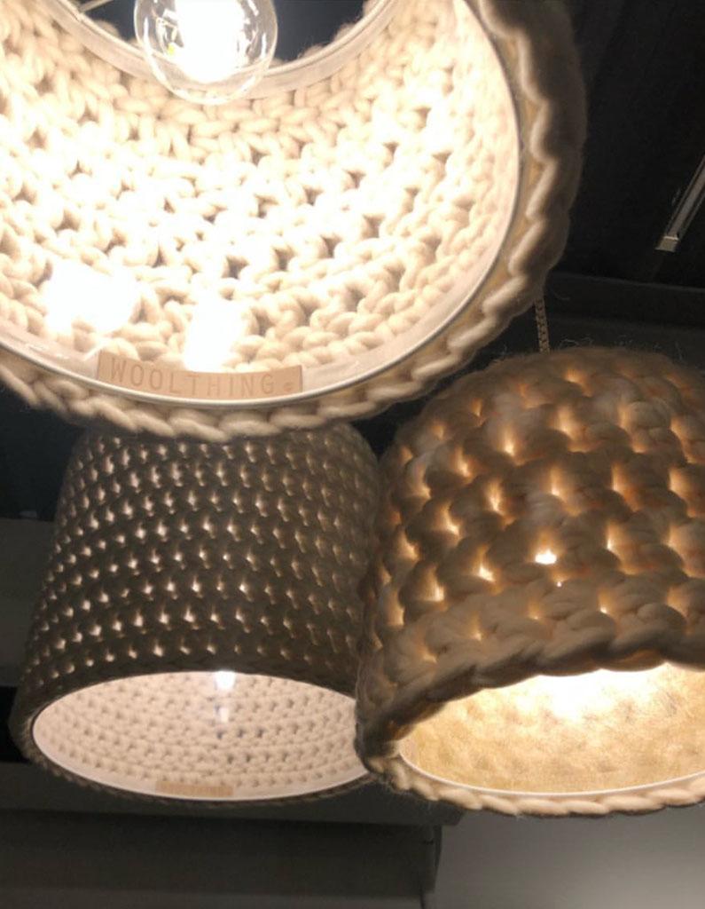 Woolthing | Hanglampen